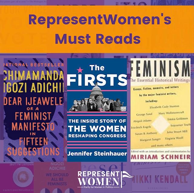RepresentWomen's Must Reads