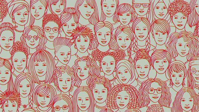 Art of Female Faces