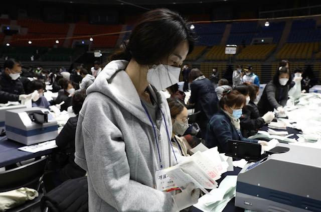 South Korean election